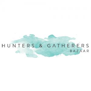 Hunters And Gatherers Bazaar Logo