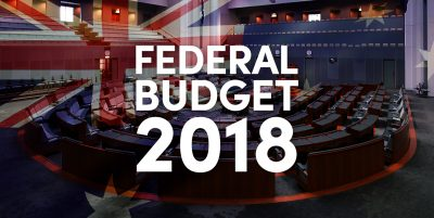 federal budget 2018 sniip startups
