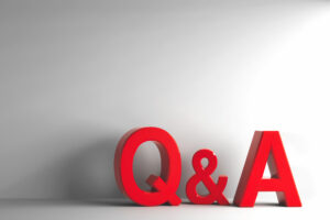 FAST FIVE: Our Most Commonly Asked Questions